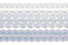 Rocznik koronki linii przedmiot Zdjęcia Royalty Free