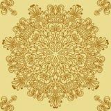 Rocznik koronki ornamenty Obraz Royalty Free
