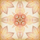 Rocznik koronki ornamenty Obrazy Royalty Free