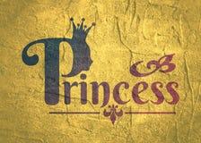 Rocznik królowej sylwetka Średniowieczny królowa profil Obrazy Royalty Free