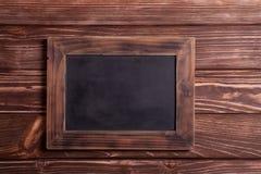 Rocznik kredowa deska Obrazy Stock