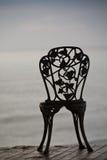 rocznik krzesło zdjęcie royalty free