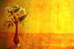 rocznik kwiatów Zdjęcie Royalty Free