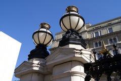 Rocznik lampy Zdjęcie Stock