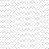 Rocznik linii retro bezszwowy wzór royalty ilustracja