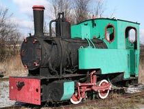 rocznik lokomotyw Obrazy Stock