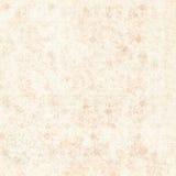 Rocznik menchie i kremowy grungy zatarty Podławy modny abstrakcjonistyczny kwiecisty tło royalty ilustracja