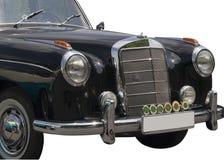 rocznik Mercedes benz Obraz Stock