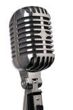 rocznik mikrofonu Obraz Stock