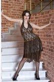 rocznik mody Fotografia Stock