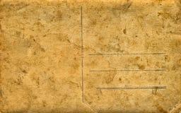 Rocznik papierowa tekstura Zdjęcia Stock