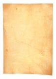 rocznik papieru tło Obraz Stock