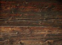 Rocznik piękna drewniana powierzchnia, stół w brown brzmieniach Zdjęcia Stock