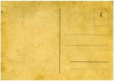 rocznik pocztówkowy Zdjęcie Royalty Free