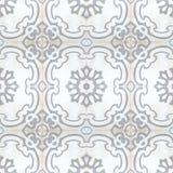 Rocznik podłogowej płytki wzoru stylowa tekstura zdjęcie royalty free