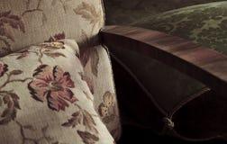 Rocznik poduszki tekstura Obraz Royalty Free