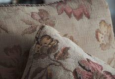 Rocznik poduszki tekstura Obraz Stock