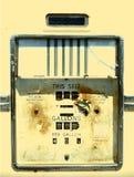 rocznik pompy gazowej Fotografia Royalty Free