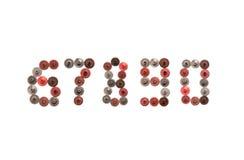 6 7 8 9 rocznik przekładni cogwheels steampunk stylu (0) machinalnych cyfr liczy sześć siedem osiem dziewięć zero Ośniedziała żel Obrazy Stock