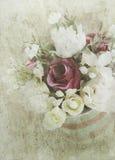 Rocznik róże Obrazy Stock