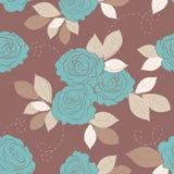 Rocznik róże Obraz Royalty Free