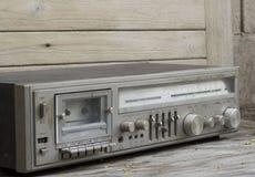 rocznik retro radiowego Obraz Royalty Free
