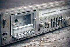 rocznik retro radiowego Fotografia Stock