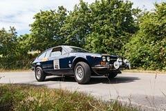 Rocznik samochodowy Alfa Romeo GTV 2000 zdjęcie stock