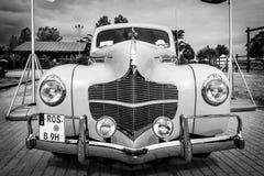Rocznik samochodowy Dodge Biznesowy Coupe, 1940 Obraz Stock