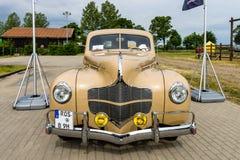Rocznik samochodowy Dodge Biznesowy Coupe, 1940 Obrazy Royalty Free