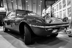 Rocznik samochodowy Fiat 125S Samantha Carrozzeria Vignale, 1969 Obrazy Stock