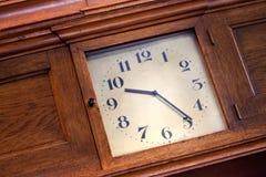 rocznik stary zegar zdjęcia stock