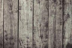 Rocznik stylizująca zaszalująca drewno deska Fotografia Royalty Free