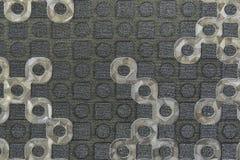 Rocznik tapety wzór zdjęcie stock