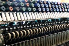 Rocznik Tekstylna maszyna Obraz Royalty Free