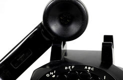 rocznik telefonu obrazy royalty free