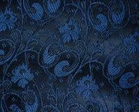 Rocznik tkaniny altembasowy szczegół Zdjęcia Royalty Free