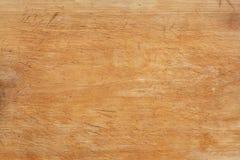 Rocznik tnącej deski drewniany tło zdjęcie royalty free