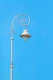 Rocznik ulicy lamppost obrazy stock