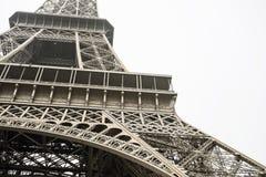 Rocznik wieża eifla Paryż, Francja fotografia stock