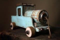 rocznik zabawek lokomotywa Zdjęcie Royalty Free