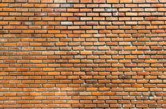 Rocznika ściana z cegieł Fotografia Royalty Free