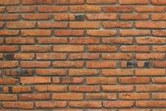 Rocznika ściana z cegieł tło Obraz Stock