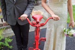 Rocznika ślub Zdjęcie Royalty Free