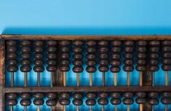 Rocznika abakus Zdjęcia Stock