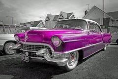 Rocznika amerykanin Cadillac Zdjęcia Stock