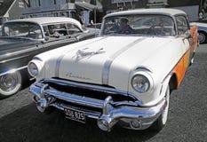 Rocznika amerykanina Pontiac gwiazdy szef Fotografia Stock