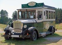 Rocznika autobus Zdjęcie Stock