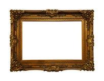 Rocznika baroku rama fotografia stock