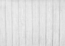 Rocznika biały drewniany Fotografia Royalty Free